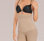 Leger High Waist Boxer Shaper